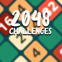 Jeu : 2048 Challenges