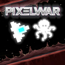 Jeu : Pixel War