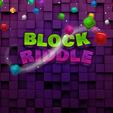 Jeu : Block Riddle
