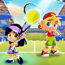 Jeu : Crazy Tennis Online