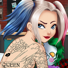 Jeu : Carley Fun Tattoo
