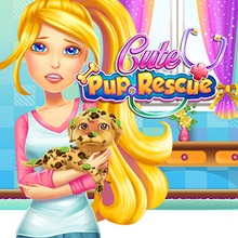 Jeu : Cute Puppy Rescue