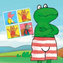 Jeu : Frog Memo