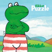 Jeu : Frog Puzzle