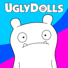 Coloriage : Ugly Dolls 5