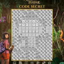 Code secret Dora n°1