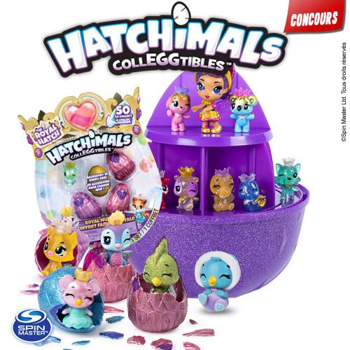 Concours Hatchimals