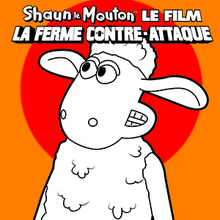 Shaun Le Mouton 5