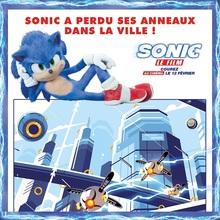 Jeux du film SONIC