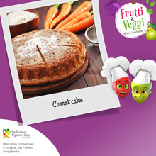 Recette : Le carrot cake