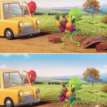 Frutti & Veggi fêtent l'automne !