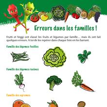 Les jeux d'automne de Frutti & Veggi