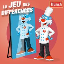 JOUE AVEC FLUNCH & FLUNCHY !