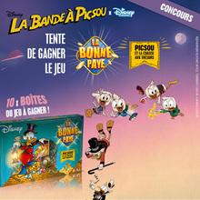 Jeu concours : Gagne des jeux La Bonne Paye : la bande à Picsou !