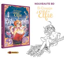 LE GRIMOIRE D'ELFIE - TOME 1 : L'ÎLE PRESQUE