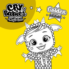 Cry Babies Golden Edition 1