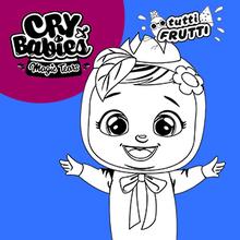 Coloriage CRY BABIES Magic Tears