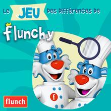 Les 7 différences de Flunchy !
