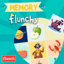 Le jeu de memory de Flunchy !