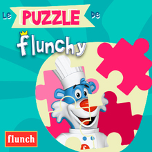 Le jeu de puzzle de Flunchy !