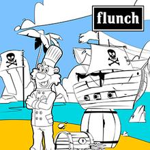 Flunchy sur l'île aux pirates