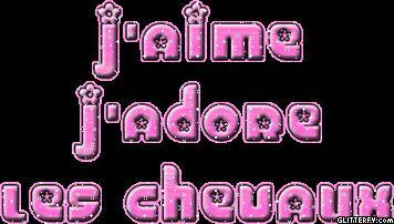 I Love Cheval