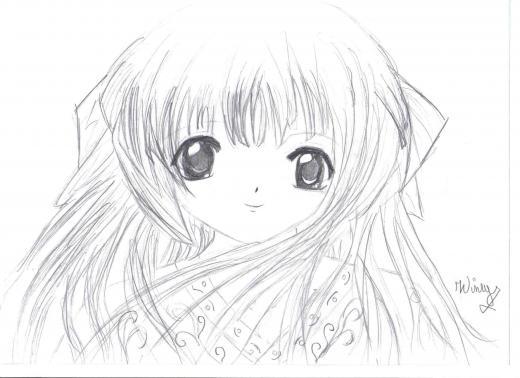 Dessin de manga by moi !! ^^
