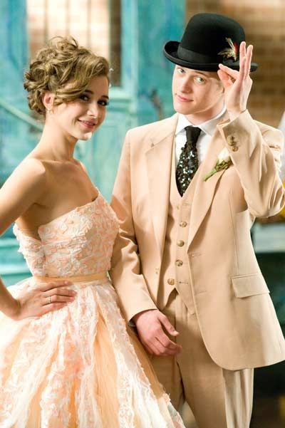 High School Musical 3 : nos années lycée - Olesya Rulin et Lucas Grabeel