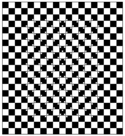 les jeux des membres de jedessine illusions d 39 optique. Black Bedroom Furniture Sets. Home Design Ideas