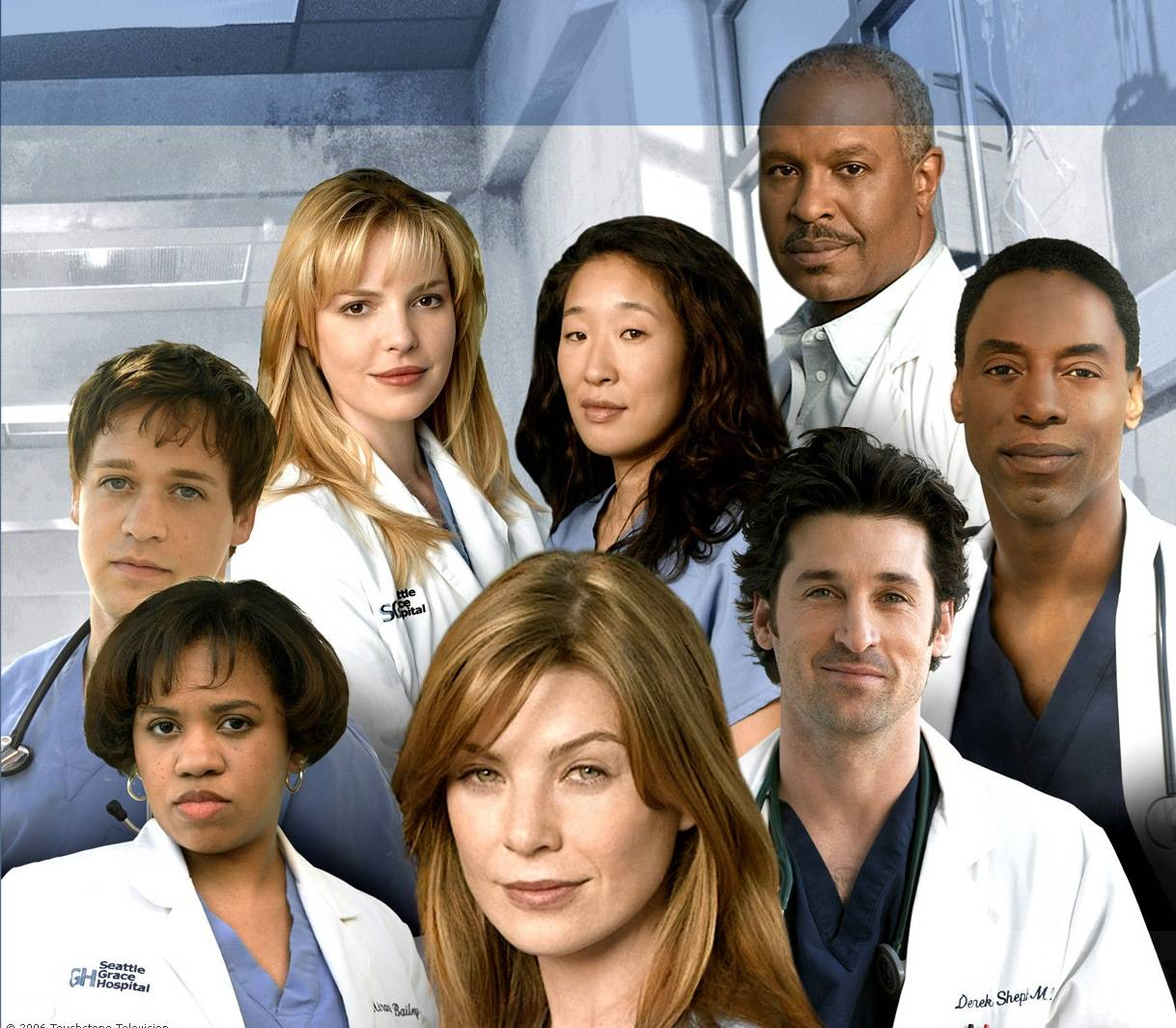 Kool Press Greys Anatomy Season 6