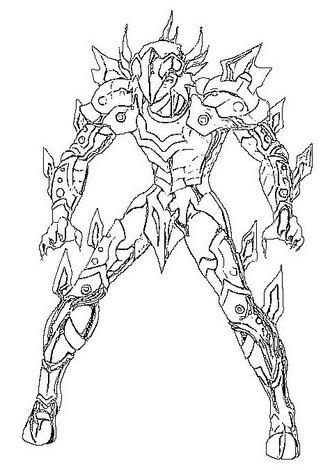 Voila des coloriage des chevaliers du zodiaque seiya hyoga - Dessin chevalier du zodiaque a imprimer ...