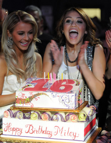 Miley Cyrus Birthday on Ecrit Le 18 Juin 2010
