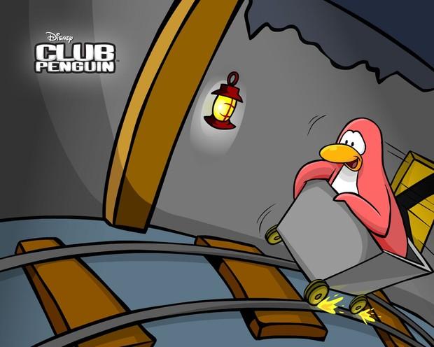 Comment dessiner dans la mine - Jeux de club penguin gratuit ...