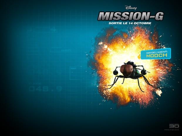 Mission-G, Mooch
