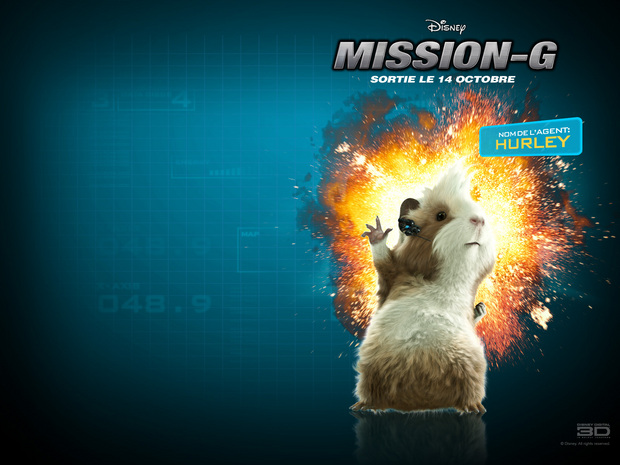 MISSION-G, Hurley