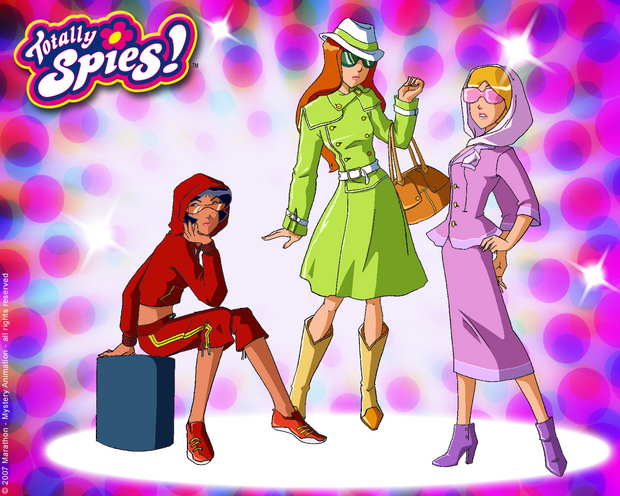 Comment dessiner totally spies incognito - Comment dessiner les totally spies ...