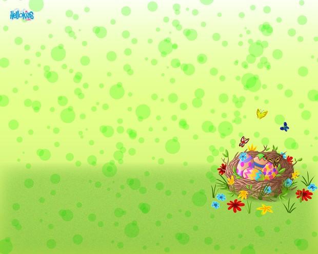 Comment Dessiner Nid De Pâques
