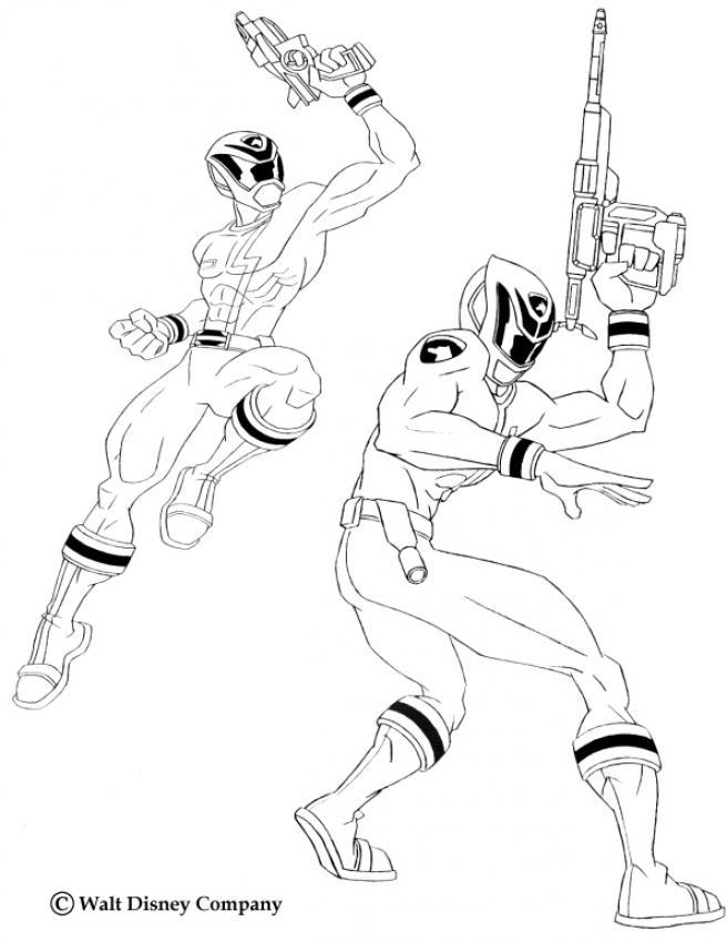 Coloriage Power Rangers Coloriages Coloriage à Imprimer Gratuit
