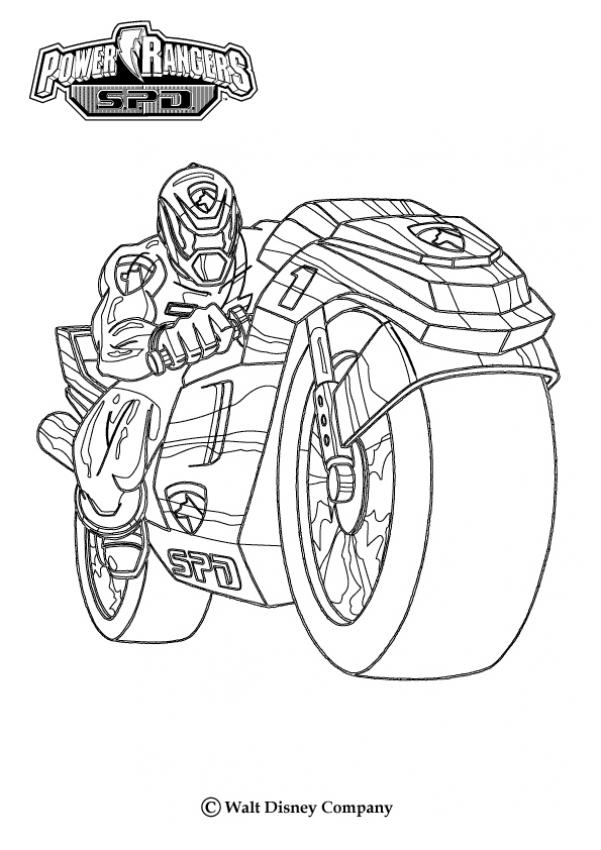 Coloriages sortie en moto - Moto a colorier en ligne ...