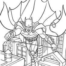 Coloriage Batman Coloriages Coloriage A Imprimer Gratuit Fr