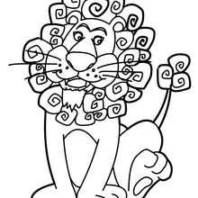 Coloriages De Lions Coloriages Coloriage A Imprimer Gratuit