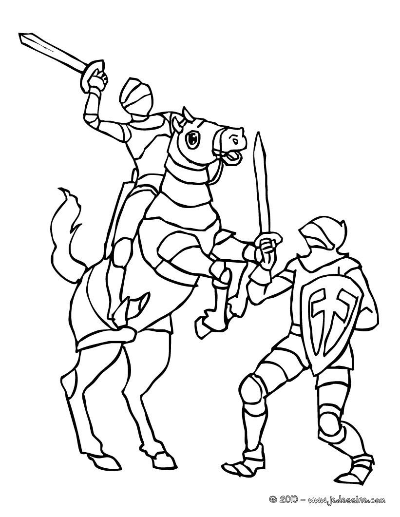 bat de chevaliers