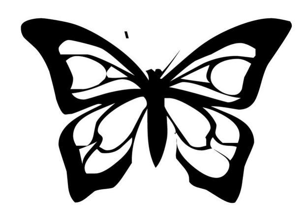 coloriage d un papillon n 23
