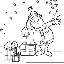 Coloriage Noel 442 Coloriages De Noel